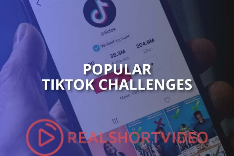 Popular TikTok Challenges (& Taking Part)